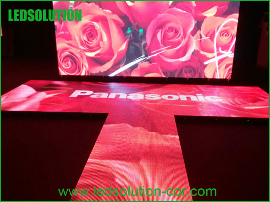 P6.25 Interactive Floor LED Display Screen Panel pictures & photos