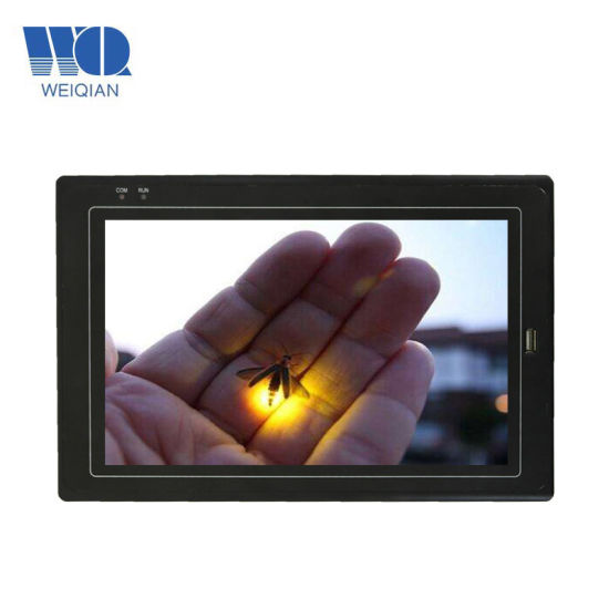 10.2 Inch Industrial Tablet PC Wall-Mounted Panel PC