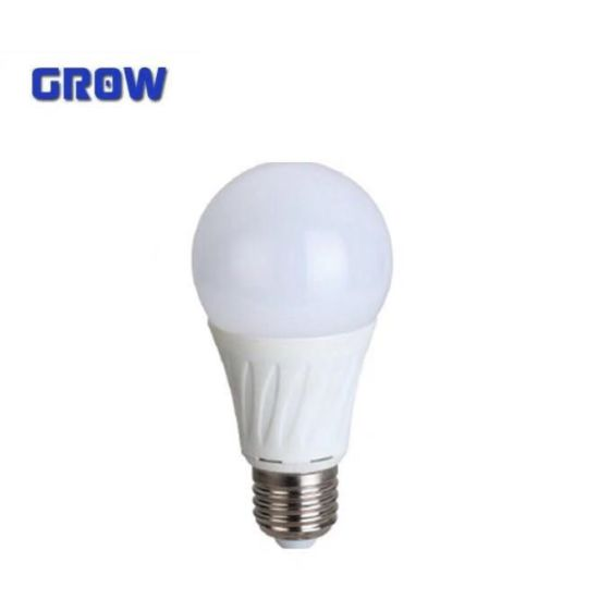 New Product Plastic Aluminium E27 LED Bulb Lamp Light