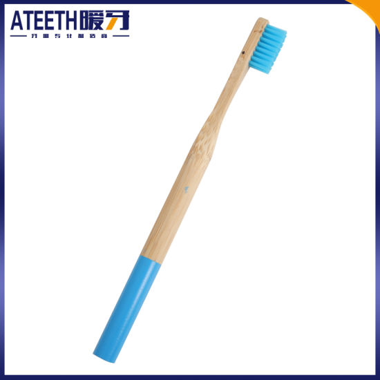 Wholesale Disposable Eco Adult Bamboo Toothbrush Manufacturer