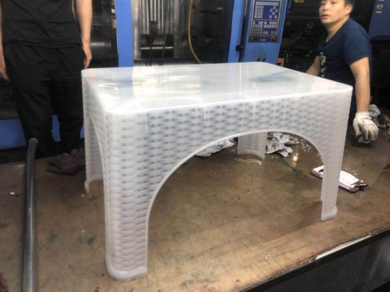 Plastic Injection Mould for Plastic Table Chair Furniture Container and Storage Box