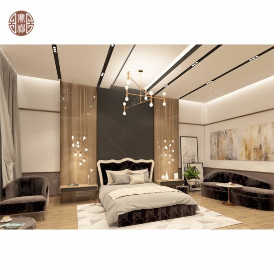 Customized Hotel Furniture Modern Style for Villa Project