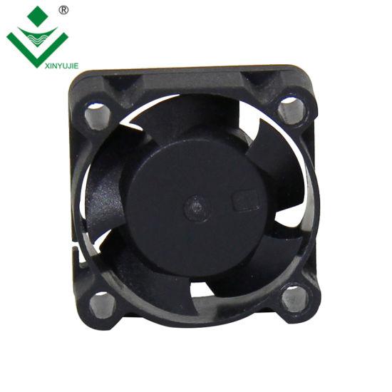 High Speed 12V 25mm 25x25x10mm Ball Bearing Small DC Cooling Fan