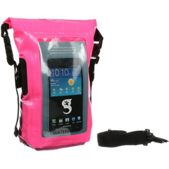 PVC Floating Smart Mobile Phone Cases Seal Dry Bag