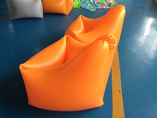 Brilliant China Inflatable Triangle Lounge Chair Inflatable Adult Inzonedesignstudio Interior Chair Design Inzonedesignstudiocom