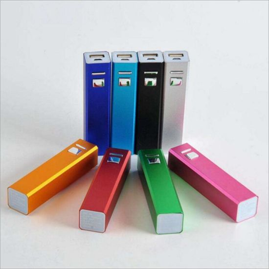 Hot Sale Promotional Gift Customized Logo Square Power Bank pictures & photos