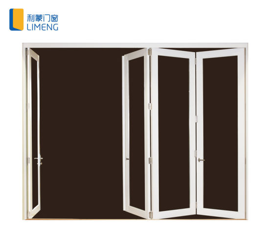 Aluminum Bi-Folding Door/Aluminium Folding Door/Multi-Leaf Door pictures & photos