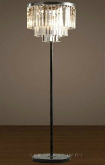 Decorative Floor Lamp for Home or Hotel with Rope pictures & photos