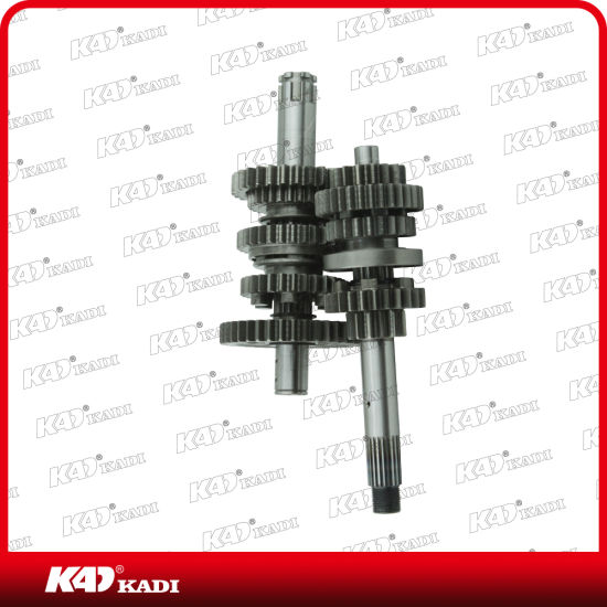 China Xr150L Motorcycle Parts Transmission Set Main and Counter Shaft pictures & photos