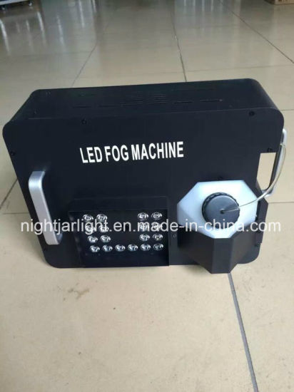 1500W LED Fog Hazer Machine Stage Effect Light (NJ-LFG1500) pictures & photos