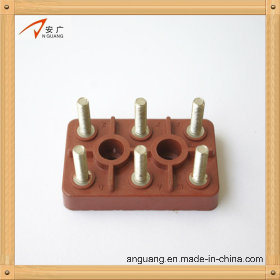 High Quality Insulation Material Screw Terminal Block for Electrical Motor