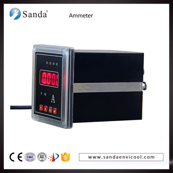 LED Single Phase Panel Current Meter for Sale pictures & photos