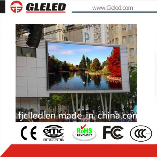 High Definition Full Color Advertising LED Display