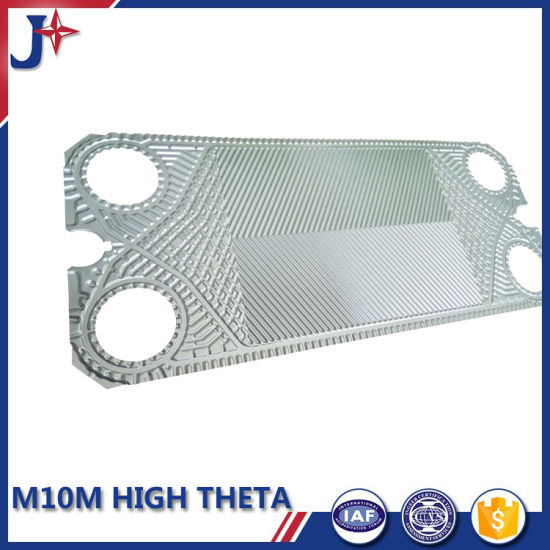 M10m Plate Heat Exchanger Plate with Good Quality