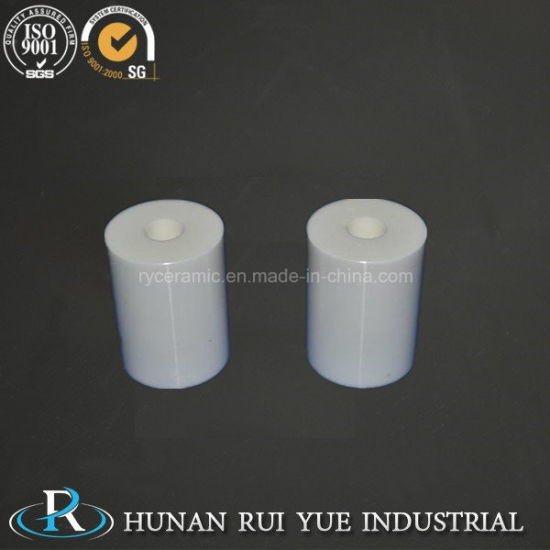 Zirconia Ceramic Eyelet Tubes with Good Inner Polishing pictures & photos