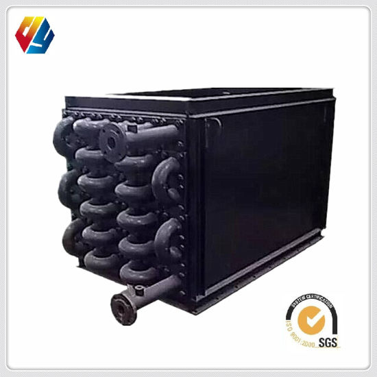 Gas Steam Boiler Economizer Superheater Tubes with SGS Certification