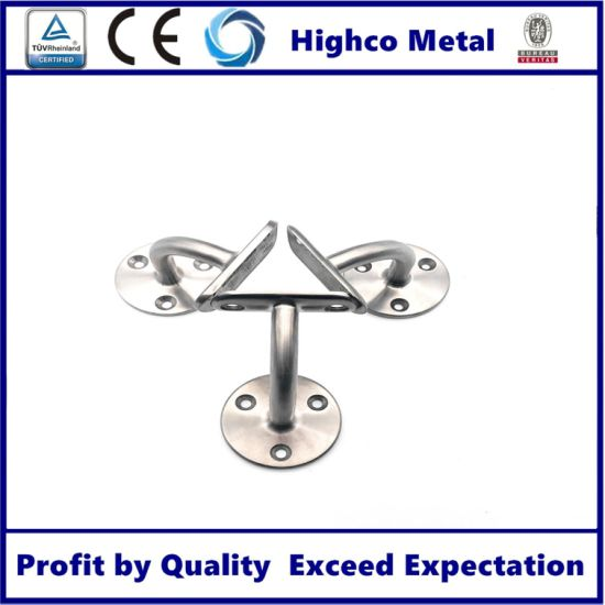 Wholesale Stainless Steel Handrail Railing Support Bracket pictures & photos