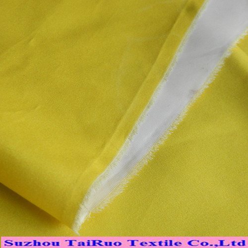 Poly Peach Skin Fabric with Coated of Micofiber