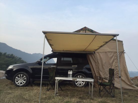 china 22 5m 33m offroad roof top tent car side awning for