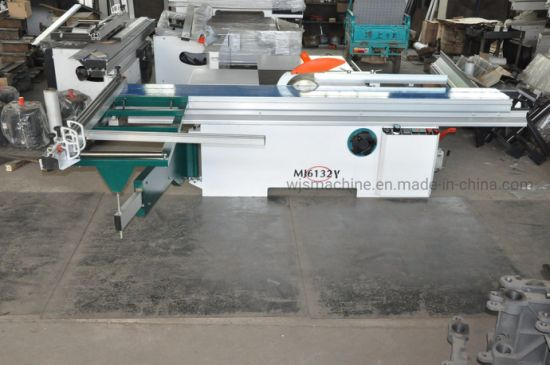 High Precision Sliding Table Panel Saw for Furniture Making