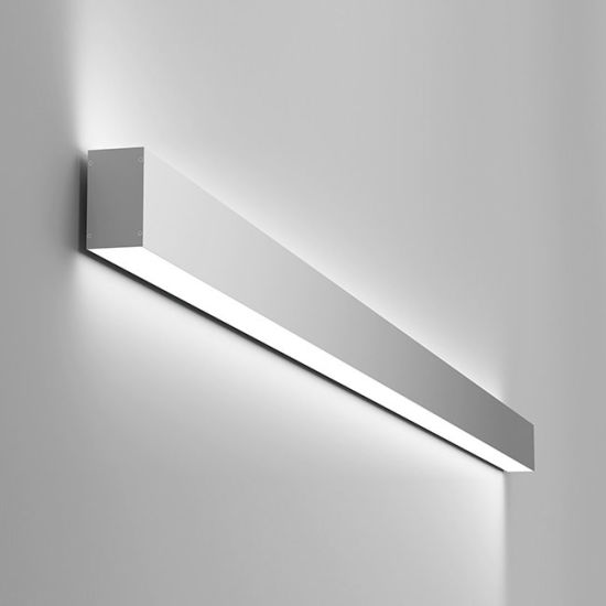 China Indoor Decoration Up And Down Led Linear Wall Light