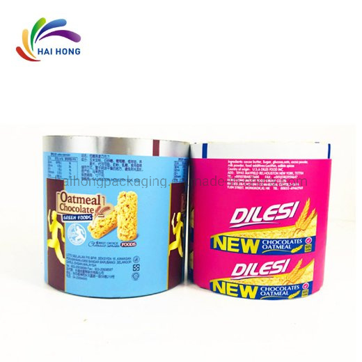 Laminated Food Grade Plastic Roll Film Packaging Film, Metalized Flexible Packaging