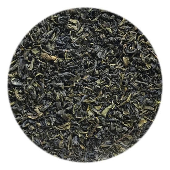 Bio China Green Tea Leaf with EU and Nop Certificates