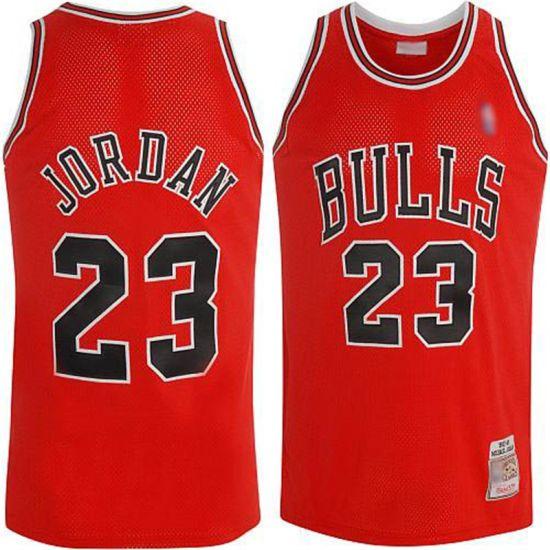 online store b25cc 83b70 Chicago Bulls 23 Michael Jordan Cooperstown Throwback Turn-Back Basketball  Jerseys