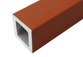 Rainscreen Cladding Terracotta Systems for Curtain Wall pictures & photos