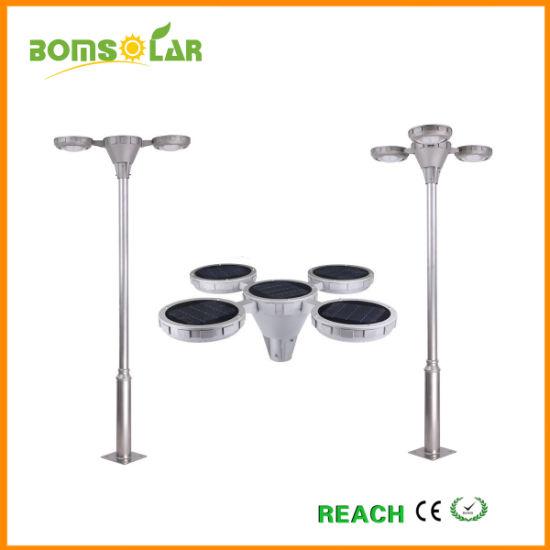 All in One Solar Lamp Outdoor/LED Solar Street Light/Aluminium Solar Lighting Fixture/Bright Solar Lamp Post Light/Solar Garden Light