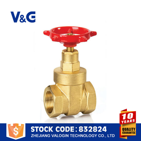 Flanged Ductile Iron Gate Valve (VG-B10502) pictures & photos