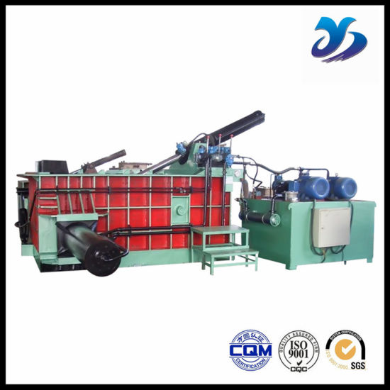 High Efficiency and Good Quality Scrap Metal Baler/Aluminium Scrap Baler for Sale pictures & photos