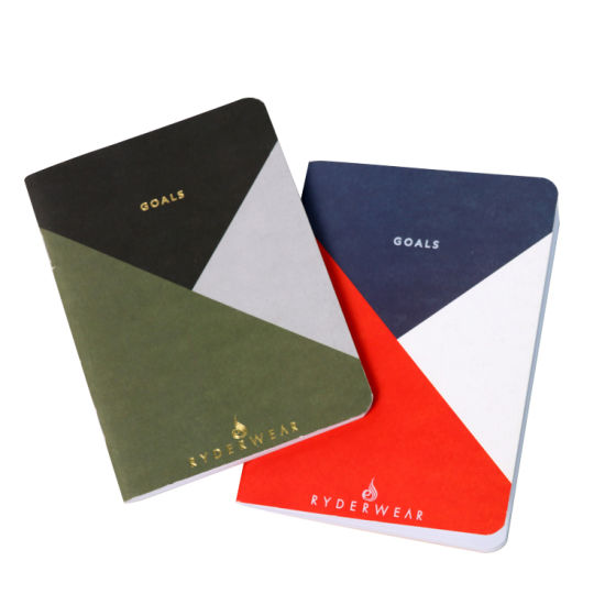 China Hot Selling Competitive Price Colorful Printing Notebook A6