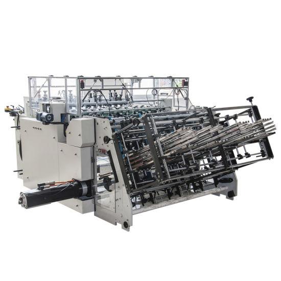 Stable Automatic Small Cardboard Box Erector Carton Erecting Machine