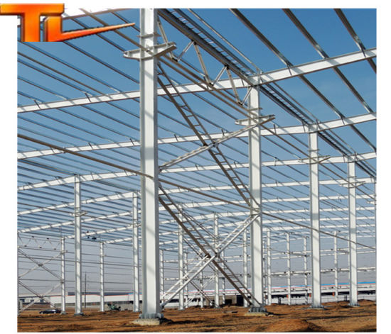 Steel Structure Construction Materails of Prefab Hotel Building