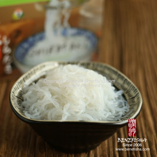 China Best Seller Weight Loss Low Calorie Shirataki Noodles Angel