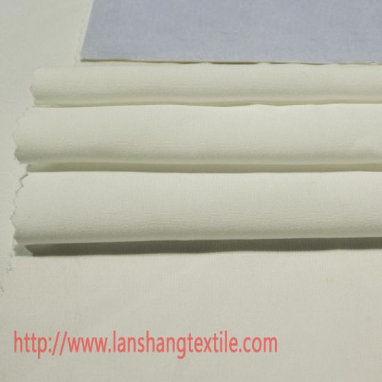 Chemical Fiber Dyed Plain Polyester Fabric for Shirt Garment Bag pictures & photos