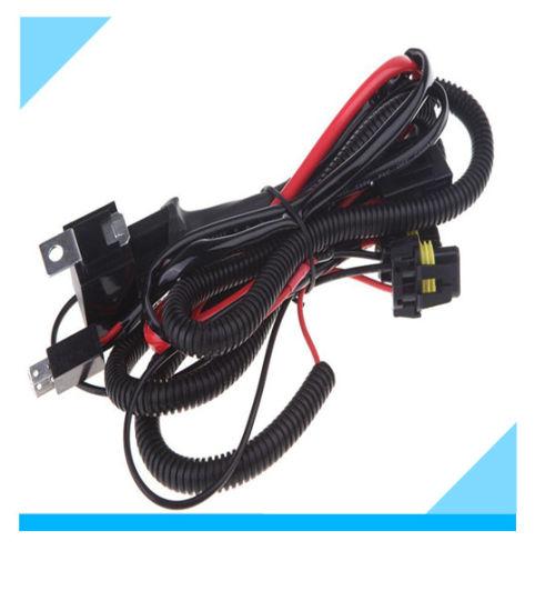 China Auto Vehicle Car Xenon HID Conversion Kit Relay Wiring Harness -  China HID Relay Wiring Harness, Light Wiring HarnessShanghai Star Electronic Technology Co., Ltd.