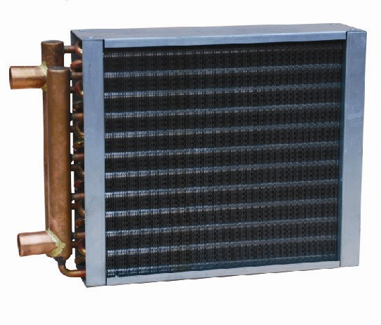 Finned Type Copper Tube Heat Exchanger pictures & photos