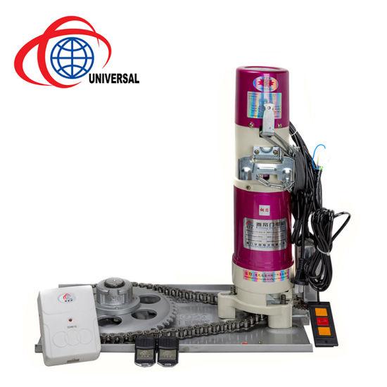 china roller shutter motor for shops factories garage
