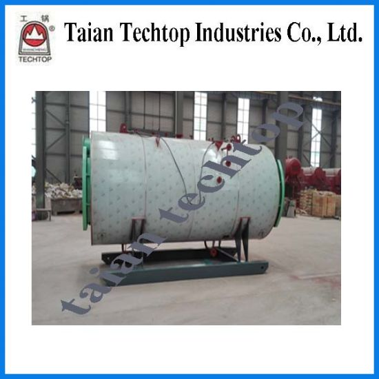 0.1-10tons Wns Type Hot Water, Stainless Gas Diesel Fired Boiler pictures & photos