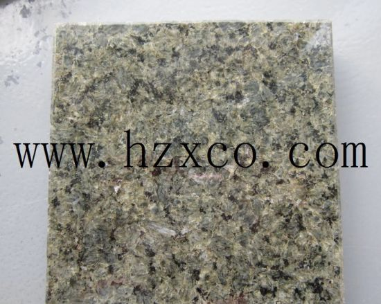 Chengde Green Granite, Green Granite Tile pictures & photos