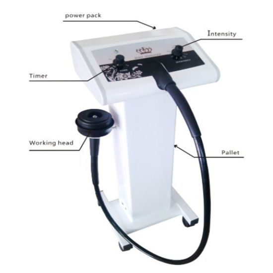 Professional Vibration Slimming Equipment, G5 Massage Machine pictures & photos