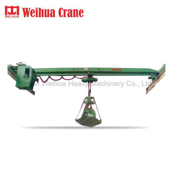 Ldz Type Single Girder Grab Crane