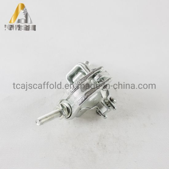BS1139 Types of Scaffolding Right Angle Fixed Coupler