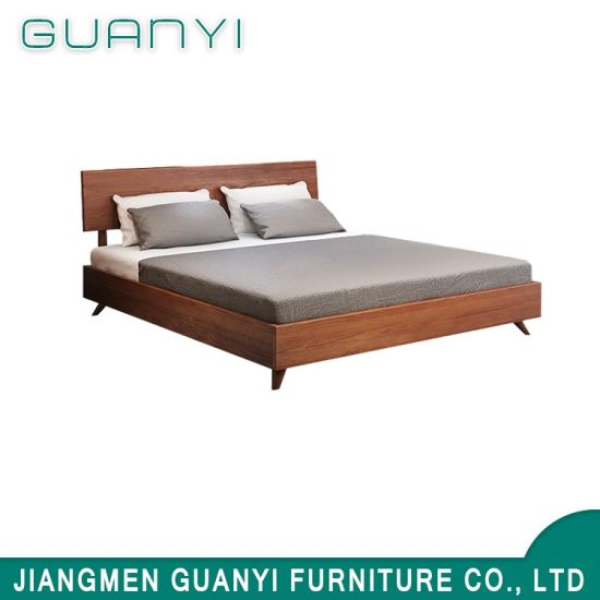 China Modern Simple New Design Super King Size Of Solid American