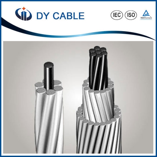 IEC Overhead Aluminum Conductor ACSR Cable Conductor pictures & photos
