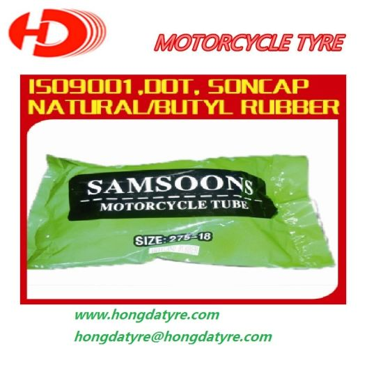 Samsons Brand Motorcycle Tube pictures & photos