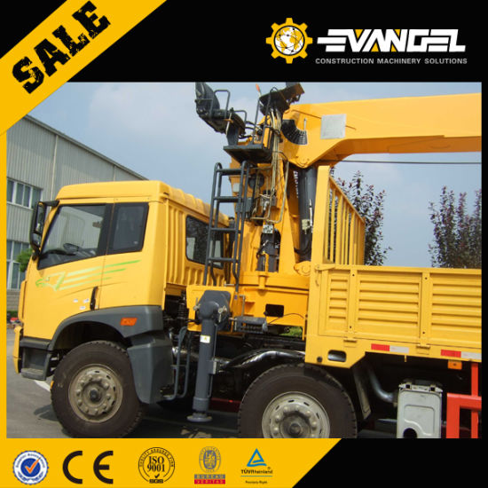 8 Ton Truck Mounted Crane Sq8sk3q pictures & photos