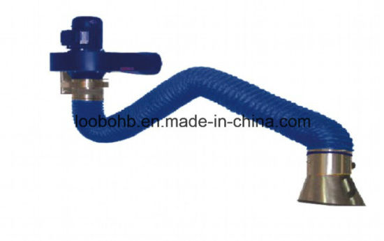 High Quality Fume Extraction Arm/Welding Dust Exhaust Hood Arm with PVC Hose pictures & photos